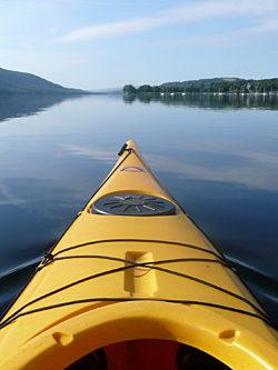 Kayakersview